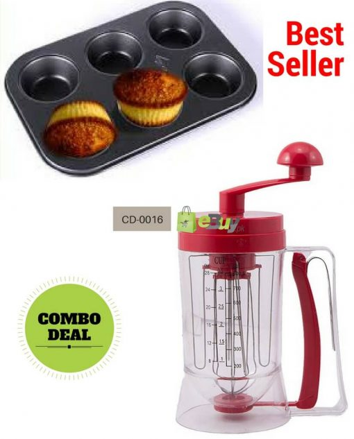 Pancake Machine & Cup Cake Tray Online in Pakistan