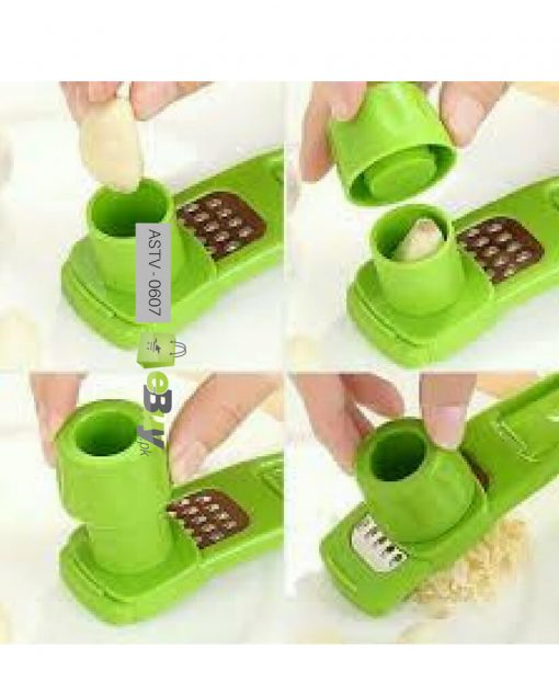 Portable Garlic Chopper Cutter (Pack of 2) At Best Price In Pakistan 4