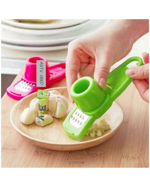 Portable Garlic Chopper Cutter (Pack of 2) At Best Price In Pakistan