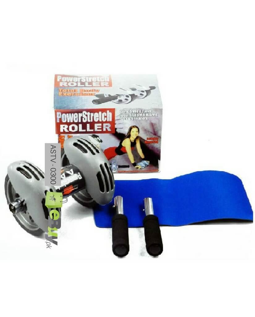 Buy Power Stretch AB Wheel Body Roller Online in Pakistan ...