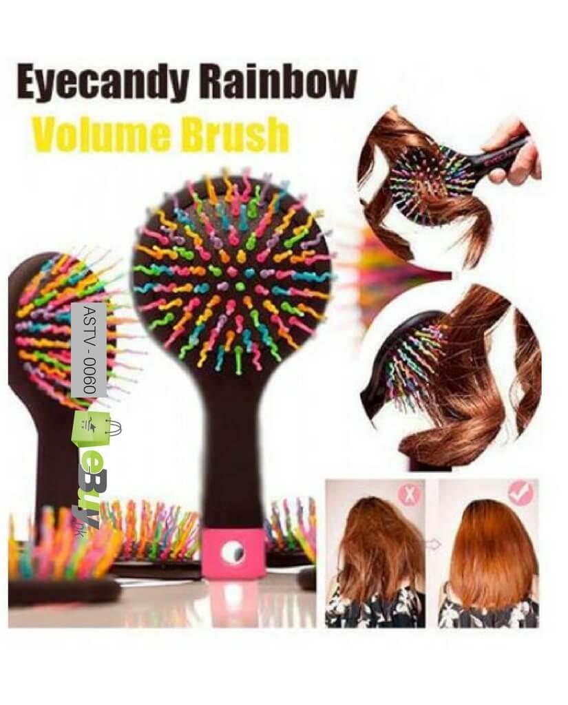 Buy Rainbow S-Curl Air Hair Volume Brush Online in Pakistan - eBuy pk