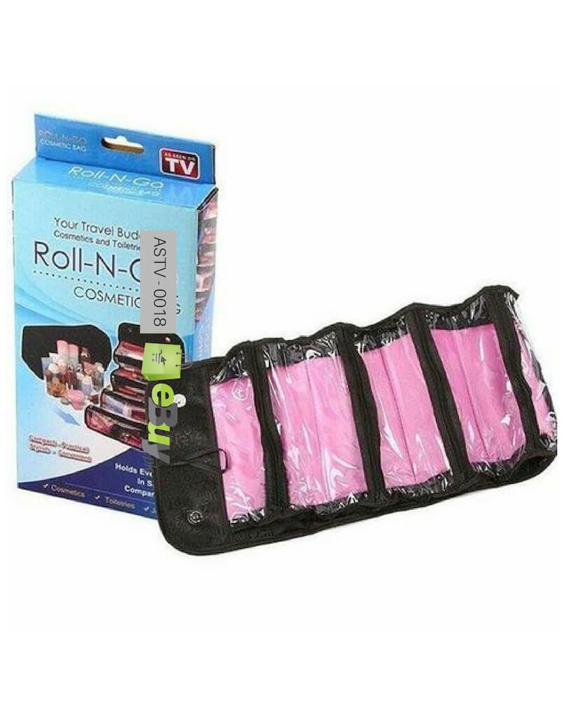 Buy Roll N Go Cosmetic Bag Online Shopping In Pakistan Ebuy Pk