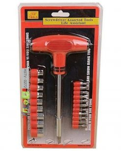 Screwdriver Assorted Tools Life Assistant Online in Pakistan 3