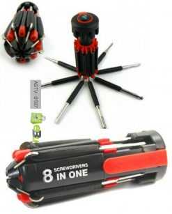 Screwdriver Set 8 in 1 Online in Pakistan