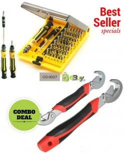Screwdriver Tool Set & Snap n Grip Online in Pakistan