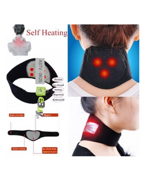 Self Heating Neck Guard Band At Best Price In Pakistan 2