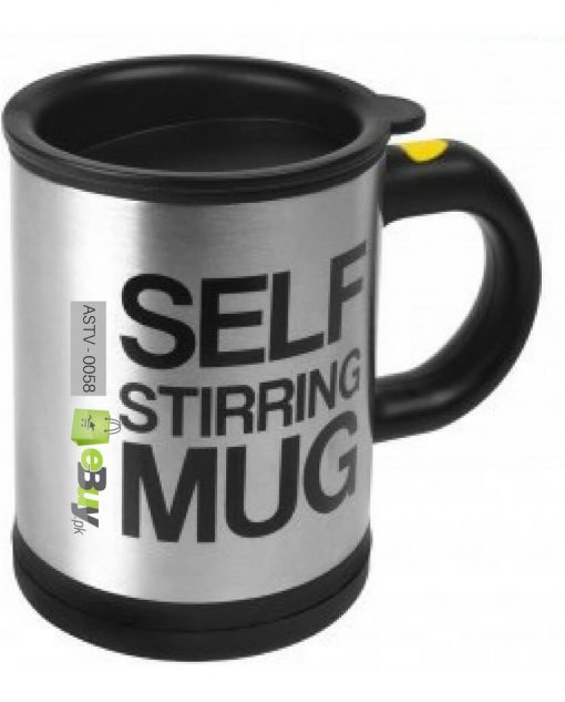 Self Stirring Mug Online Shopping in Pakistan