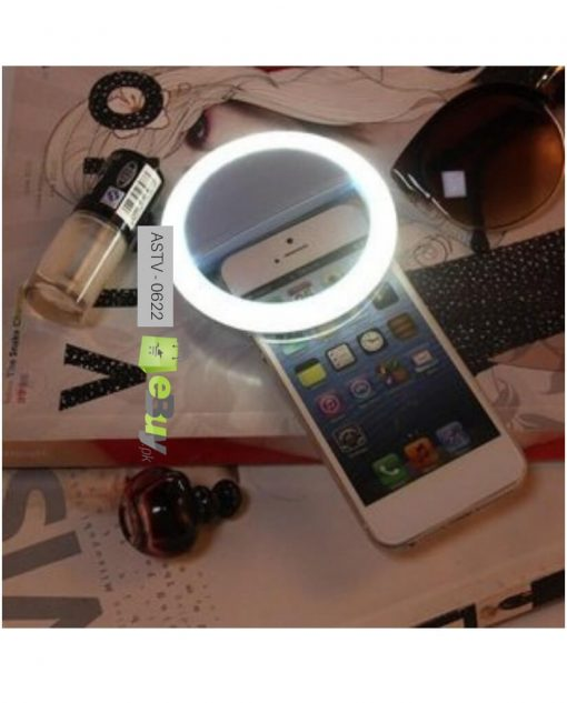 Selfie Ring With Smart LED Light RK-12 At Best Price In Pakistan 5