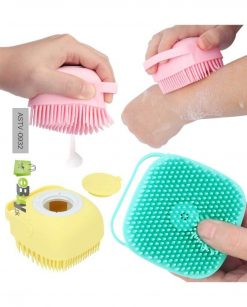 Silicone Massage Bath Brush Online at Best Price In Pakistan