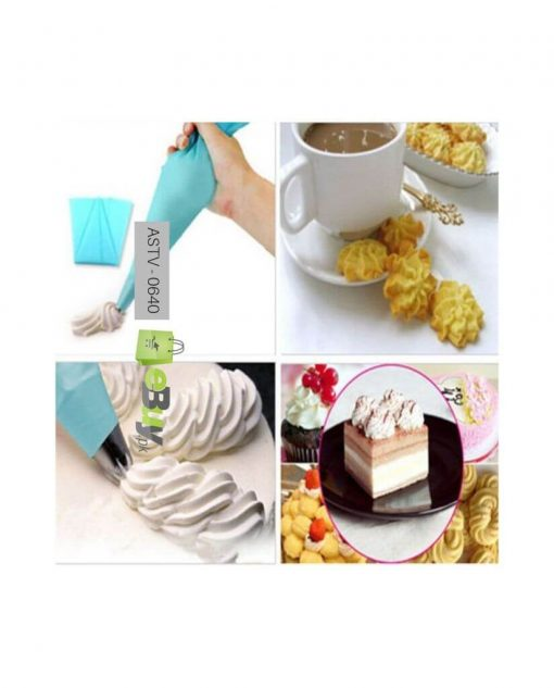 Silicone Reusable Icing Piping Bag - Pack of 2 At Best Price In Pakistan 2