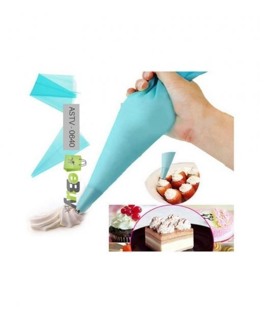 Silicone Reusable Icing Piping Bag - Pack of 2 At Best Price In Pakistan