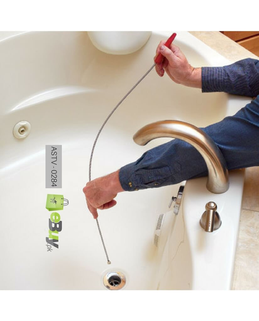 How To Snake Kitchen Sink Drain