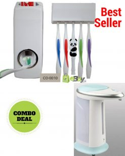 Soap Dispenser & Toothpaste Dispenser Online in Pakistan