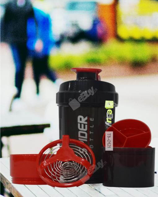 Spider Protein Shaker
