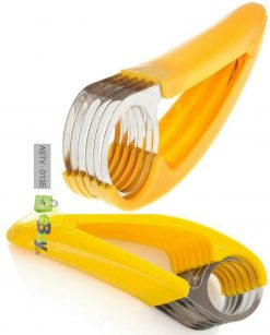 Stainless Steel Banana Slicer Fruit Cutter Online in Pakistan