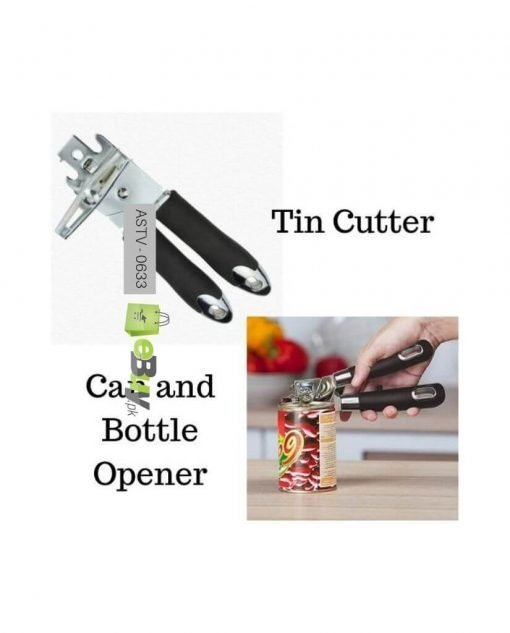 Tin Can Cutter and Bottle Opener Stainless Steel At Best Price In Pakistan 4