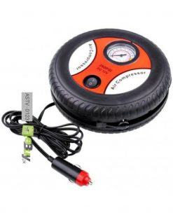 Tire Shape Mini Air Compressor Online in Pakistan