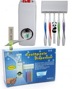 Toothpaste Dispenser Squeezer Online in Pakistan