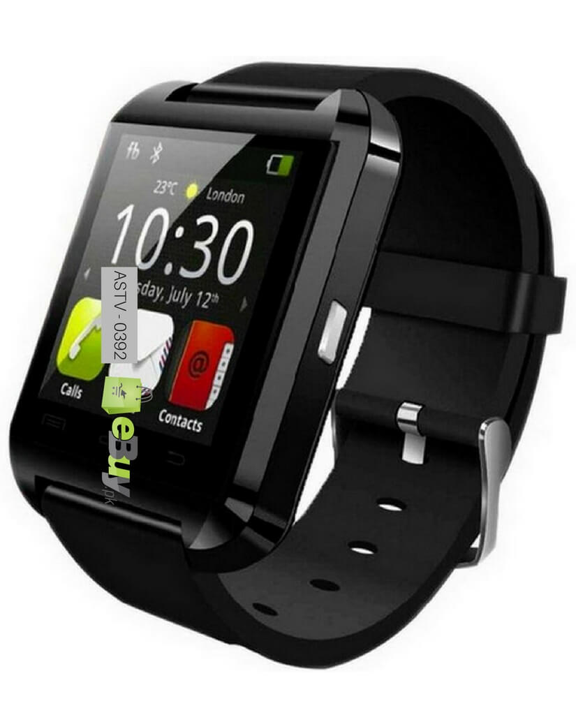 Buy U8 Bluetooth Smart Watch Online At Best Price In