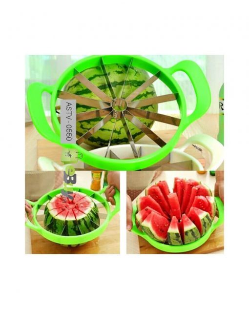 Watermelon Cutter & Watermelon Slicer (Pack Of 2) At Best Price In Pakistan 2