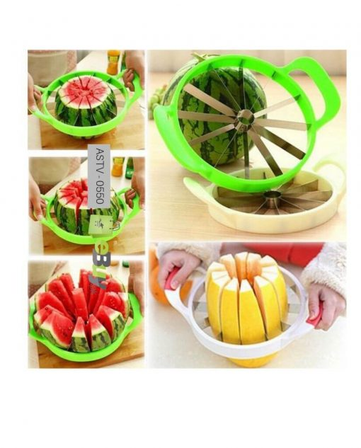 Watermelon Cutter & Watermelon Slicer (Pack Of 2) At Best Price In Pakistan 5