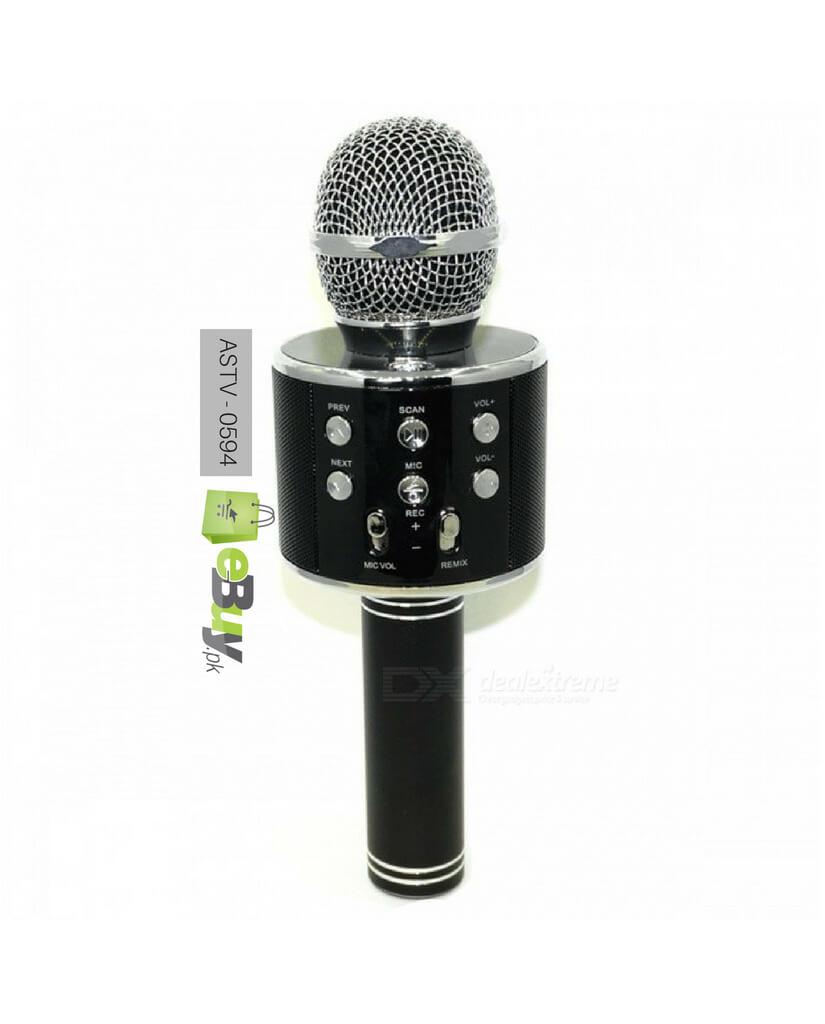 Buy Wireless Bluetooth Mic Speaker Voice Changer In Pakistan Ebuy Pk
