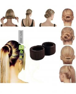Womens Hairagami Bun Tail At Best Price In Pakistan