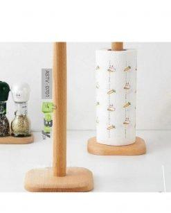 Wooden Kitchen Tissue Roll Paper Stand At Best Price In Pakistan
