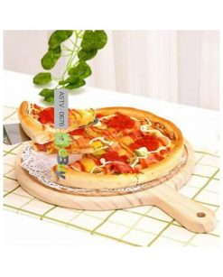 Wooden Pizza Serving Tray At Best Price In Pakistan