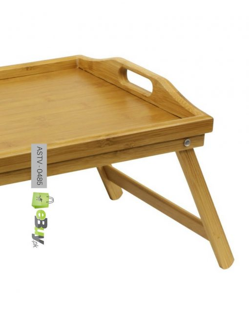 bamboo breakfast folding table try at best price in pakistan 2